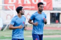 مسعود شجاعی - فدراسیون فوتبال - تیم پانیونیوس