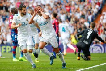 خلاصه بازی رئال مادرید و لوانته در هفته سوم لالیگا