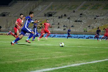حواشی دیدار استقلال خوزستان برابر سپیدرود