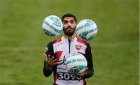 انصاری : الهلال تیم خوب و قدرتمندی است