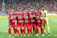 تیم فوتبال پرسپولیس - تیم پرسپولیس - ناصر ابراهیمی - برانکو ایوانکوویچ