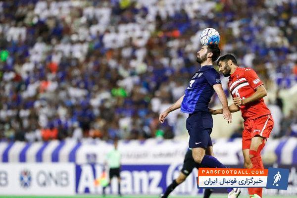 تیم پرسپوليس - تيم فوتبال پرسپوليس - عبدالرحمان النمر