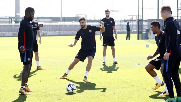 والورده لیست بازیکنان بارسلونا برای دیدار برابر المپیاکوس یونان را اعلام کرد