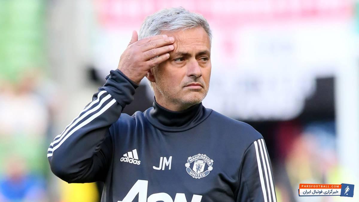 رسانه های انگلیسی از احتمال سرمربی گری مورینیو در تیم فوتبال پاری سن ژرمن خبر دادند