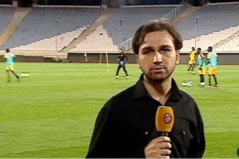 گزارش یاسر اشراقی از تمرین تیم ملی فوتبال ایران پیش از بازی با توگو