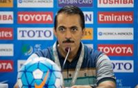 عباس چمنیان سرمربی تیم فوتبال زیر ۱۷ سال ایران