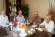 جلسه فوری مدیران باشگاه پرسپولیس