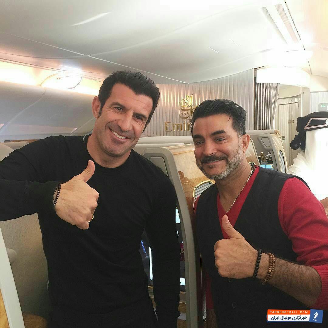 لوییز فیگو ستاره سابق تیم ملی فوتبال پرتغال مهمان ویژه برنامه نود به مجری گری فردوسی پور در برنامه پخش مستقیم قرعهکشی جام جهانی خواهد بود.