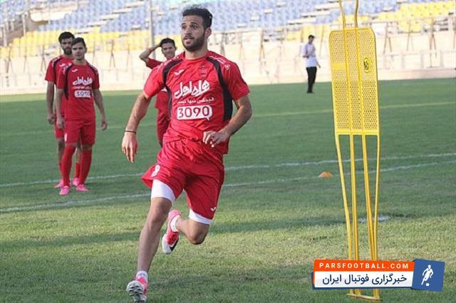 احمد نوراللهی - تیم پرسپولیس