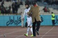 بشار رسن هافبک عراقی تیم فوتبال پرسپولیس عملکرد خوبی در دیدار با بادران داشت