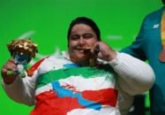کسب مدال طلا توسط سیامند رحمان