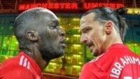 لوکاکو مهاجم بلژیکی تیم فوتبال منچستریونایتد از تشویق زلاتان توسط هواداران ناراحت است