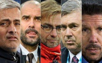 اشک های سرمربی های معروف که هدایت باشگاه های صاحب نام اروپایی را در دست داشتند