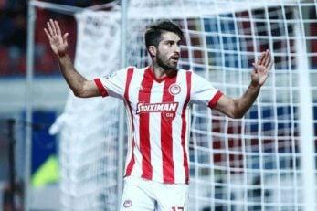 کریم انصاریفرد در دیدار این هفته سوپر لیگ یونان درترکیب ثابت تیم خود قرار گرفت