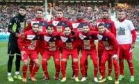 تیم پرسپولیس از ساعت 16:15 امروز (جمعه) در چارچوب مرحله یکهشتم نهایی جام حذفی در ورزشگاه آزادی میهمان تیم دسته اولی بادران تهران خواهد بود .