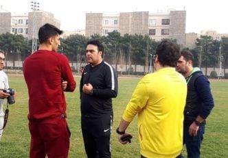 علیرضا بیرانوند بعد از حضور در تمرین امروز صبح پرسپولیس راهی ورزشگاه تهرانسر شد تا در سالن بدنسازی این ورزشگاه کار با وزنه انجام دهد.