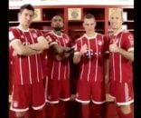 تیم منتخب ستارگان بایرن مونیخ در فیفا 18