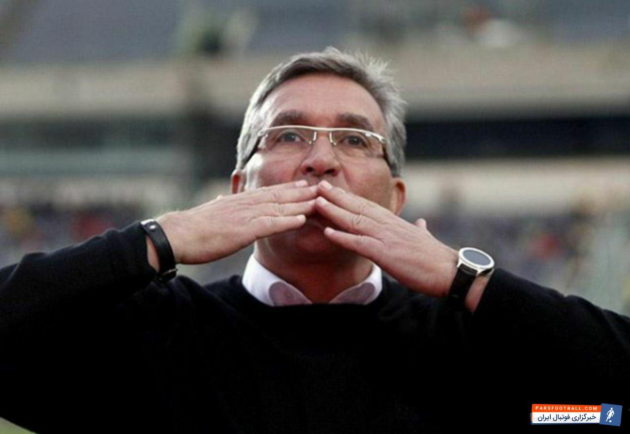 برانکو ایوانکوویچ - پرسپولیس - برانکو - تیم پرسپولیس