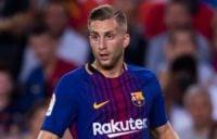 دلوفئو بازیکن تیم فوتبال بارسلونا در آستانه انتقال به تیم واتفورد قرار دارد