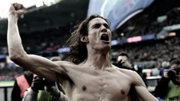 کاوانی با گلی که در بازی برابر مون پلیه به ثمر رساند برترین گلزن تاریخ باشگاهش شد
