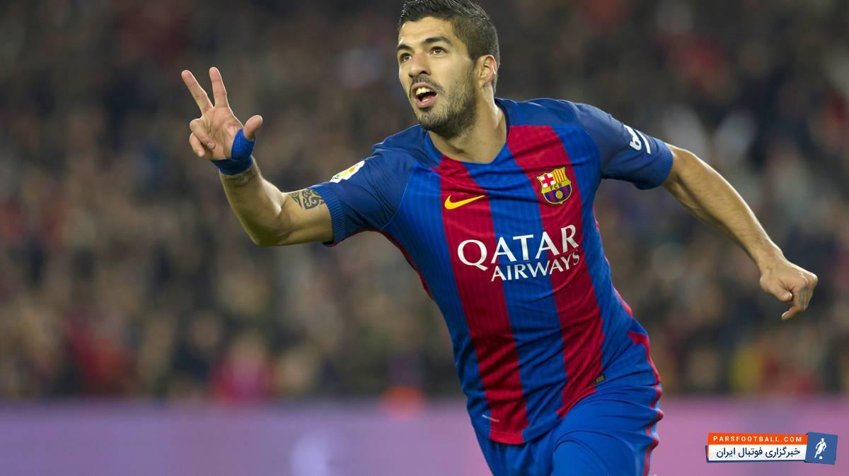 لوئیس سوارز شب گذشته یکی از سه گل بارسا را وارد دروازه لوانته کرد تا به روند گلزنی های خود ادامه دهد.بارسلونا با کسب این پیروزی، فاصله با رقبا را حفظ کرد.