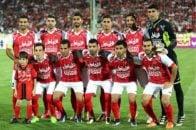 تیم فوتبال پرسپولیس در رده هفتم برترین تیم های قاره فوتبال آسیا قرار گرفت