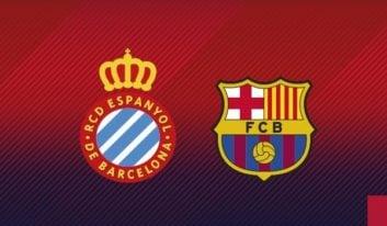 لیست بازیکنان تیم فوتبال بارسلونا برای دیدار برابر اسپانیول مشخص شد