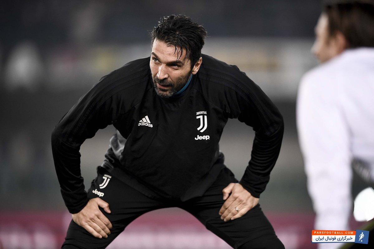 امروز تولد 40 سالگی بوفون گلر تیم فوتبال یوونتوس و تیم ملی ایتالیا است