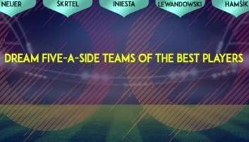 5 بازیکن برتر از دید ستاره های فوتبال
