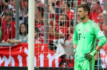 سیو های برتر اولرایش گلر فعلی تیم فوتبال بایرن مونیخ آلمان در فصل 2017/2018