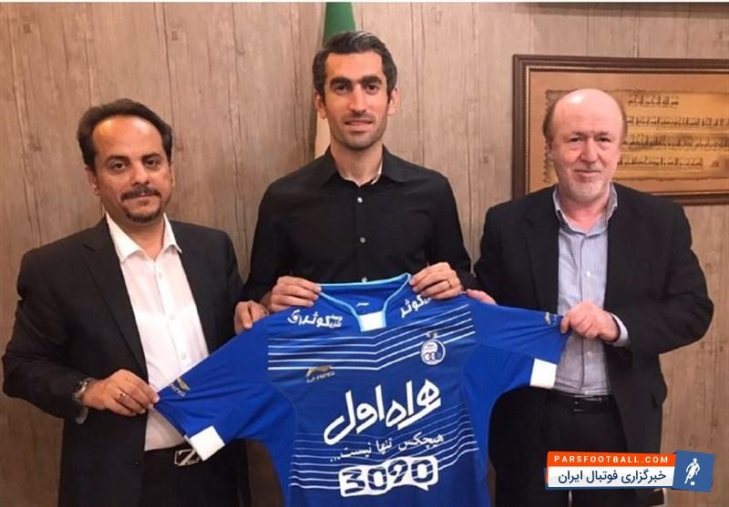 مجتبی جباری دوست دارد به تیم فوتبال استقلال بازگرددو برای این تیم بازی کند