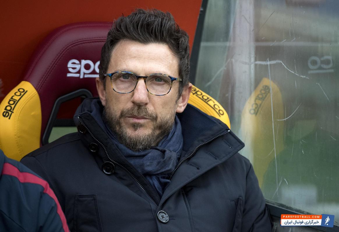 دی فرانچسکو : این بازی باید برای ما یک نقطه شروع باشد، مهم بود به پیروزی برگردیم