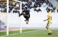 تیم آ اک آتن در حضور 90 دقیقه ای شجاعی در برابر آستراس موفق به پیروزی شد