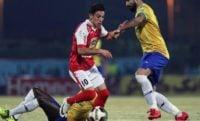 فرشاد احمد زاده هافبک تیم فوتبال پرسپولیس تا به اینجا 5 گل زده است