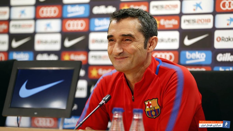 ارنستو والورده : بازی با اسپانیول دشوار خواهد بود چون یک دربی است
