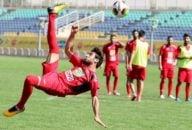 حسینی، خلیلزاده و محسن ربیعخواه سه بازیکن ثابت پرسپولیس تا به اینجای فصل بوده اند
