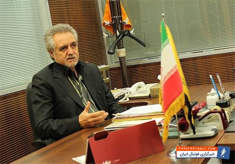 اعتراض مسعود تابش سرپرست باشگاه سپاهان به داوری دیدار پرسپولیس - سپاهان ؛ داور در این دیدار برای ما یک پنالتی نگرفت . اصلا به فکر سقوط نیستیم.
