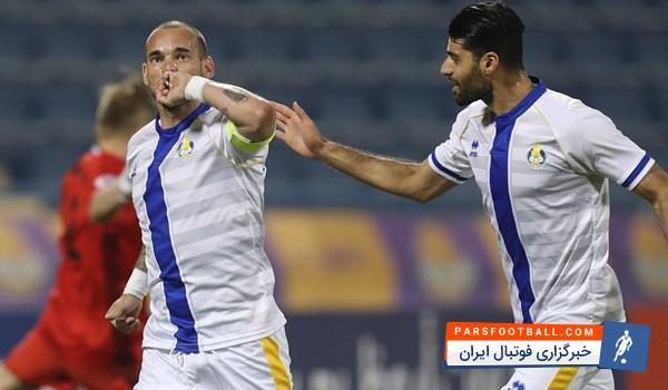مهدی طارمی به عنوان برترین بازیکن هفته پانزدهم تیم الغرافه انتخاب شد