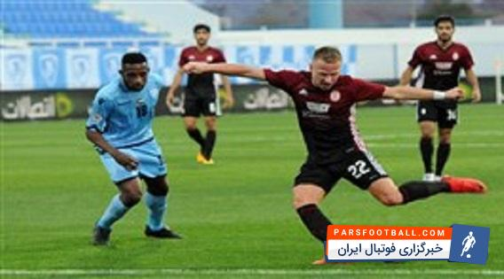 باشگاه الوحده امارات - تیم فوتبال الوحده امارات