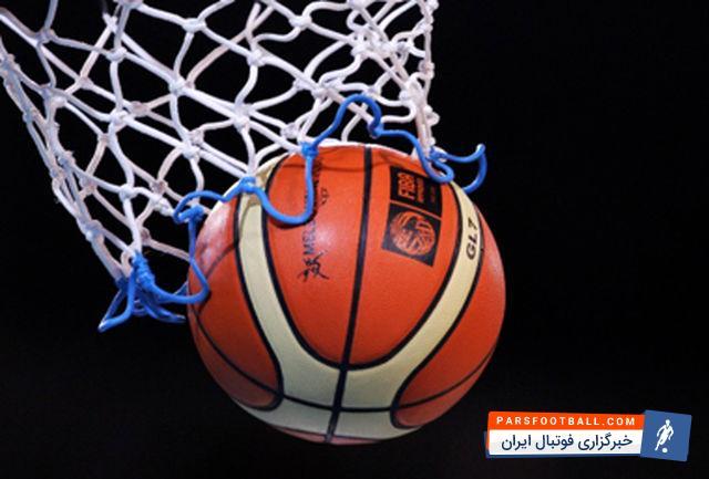 رامین طباطبایی - ندا فراستی - بسکتبال - تیم ملی بسکتبال - ورژ آبکاریان