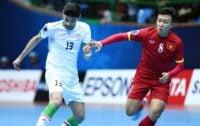 گل فرهاد توکلی یکی از نامزدهای بهترین گل جام ملت های فوتسال آسیا