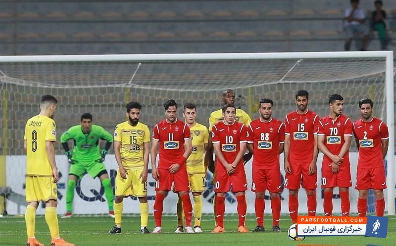 تیم الوصل امارات از لحاظ آماری برتر از پرسپولیس در رویارویی لیگ قهرمانان آسیا بود.عملکرد بهتر الوصل از لحاظ آماری نسبت به پرسپولیس.