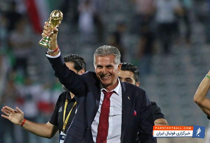 کی روش سرمربی ایران توانسته است با چهار تیم مختلف به جام جهانی صعود کند