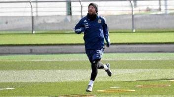 لیونل مسی فوق ستاره تیم ملی آرژانتین