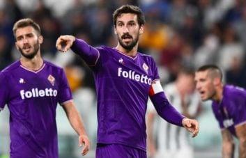 آستوری ؛ فیورنتینا به احترام آستوری شماره پیراهن این بازیکن را بایگانی کرد