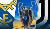 رئال مادرید و یوونتوس مرحله 1/4 نهایی لیگ قهرمانان اروپا