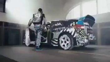 کلیپی از دریفت های استادانه ی یک راننده ماشین مسابقه