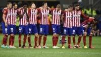 اتلتیکو مادرید از دور برگشت مرحله یک هشتم لیگ اروپا به مصاف لوکوموتیو رفت