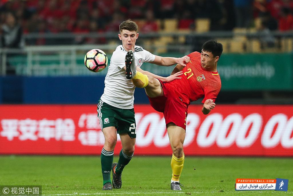 چین - تیم فوتبال چین