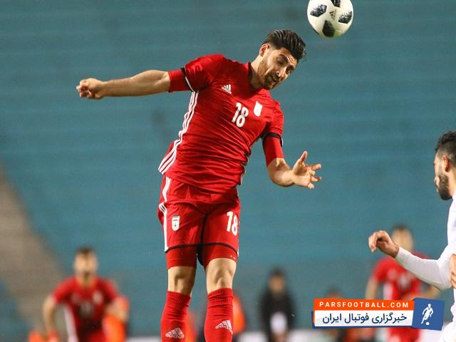 علیرضا جهانبخش - تیم ملی